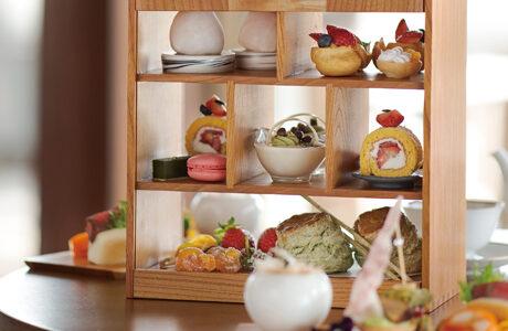 志摩観光ホテル!魅力的なカフェで贅沢にアフタヌーンティーを楽しむ
