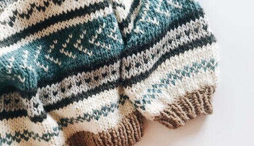 トーマスデーリーの編み物はかわいい!編み物王子のインスタは金メダル